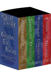 Boxed Set: Kingdoms and the Elves of the Reaches: Winds of Change, Seeds of Destiny, Pawn of Dragons, Tower of Destiny