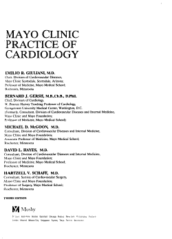Mayo Clinic Practice of Cardiology PDF