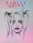 Harley Quinn Coloring Book