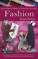 How to Open   Operate a Financially Successful Fashion Design Business PDF
