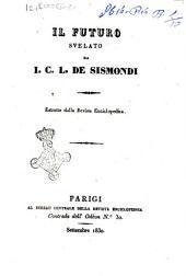 Il futuro svelato da I.C.L. De Sismondi