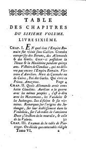 Histoire ancienne des peuples de l'Europe: Volume6