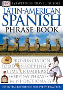 Latin American Spanish Phrase Book PDF