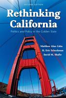Rethinking California PDF
