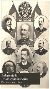 Boletín de la Unión Panamericana: Volumen 32