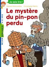 Félix File Filou Le mystère du Pin-Pon perdu