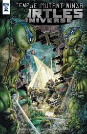 Teenage Mutant Ninja Turtles Universe #2