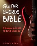 Guitar Chords Bible PDF
