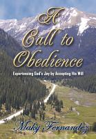 A Call to Obedience PDF