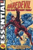 Essential Daredevil   Volume 4 PDF
