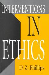 Interventions In Ethics Book PDF