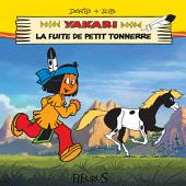 Yakari et la fuite de Petit Tonnerre