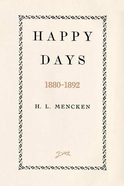 Download Happy Days Book