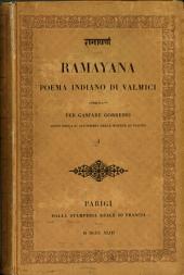 Ramayana: poema sanscrito
