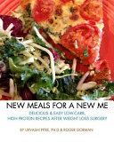 New Meals for a New Me