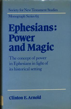 Ephesians  Power and Magic PDF