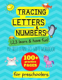 Tracing Letters and Numbers PDF