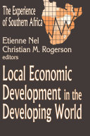 Local Economic Development in the Changing World