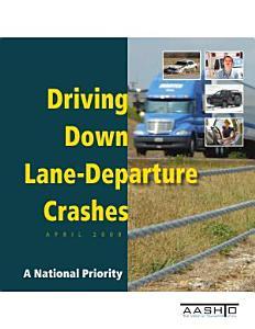 Driving Down Lane departure Crashes Book