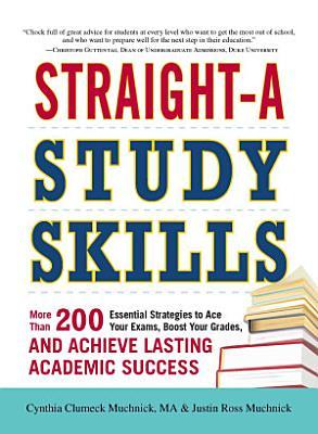 Straight A Study Skills PDF