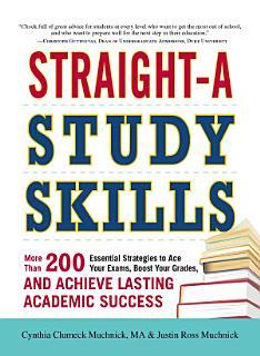 Straight A Study Skills Book