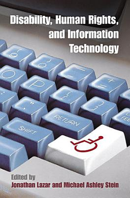 Disability  Human Rights  and Information Technology
