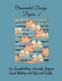 Ornamental Design Papers 2
