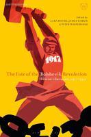The Fate of the Bolshevik Revolution PDF