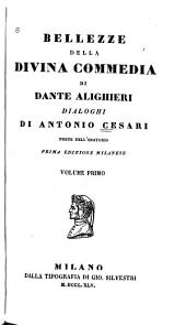 Bellezze della Divina commedia di Dante Alighieri