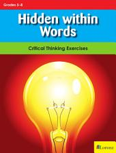 Hidden within Words: Critical Thinking Exercises