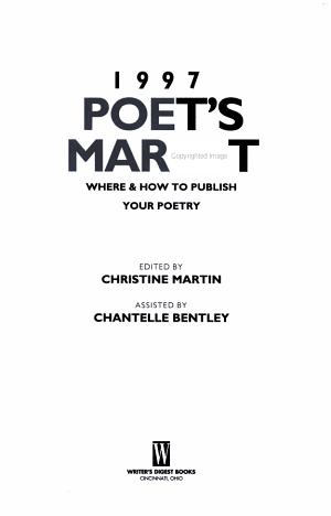 Poet's Market '97