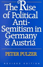 The Rise of Political Anti-semitism in Germany & Austria