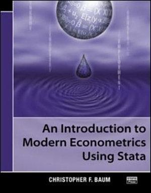 An Introduction to Modern Econometrics Using Stata PDF