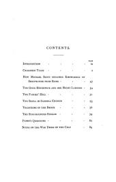 Waifs and Strays of Celtic Tradition...: [Craignish and other tales] ed., with notes on the war dress of the Celts, by Lord A. Campbell.-v.2, Folk and hero tales, col...by D. MacInnes.-v.3, Folk and hero tales, col...by J. MacDougall.-v.4, The Fians; or, Stories, poems, & traditions of Fionn and his warrior band, col...by J.G. Campbell.-v.5, Clan traditions and popular tales of the western Highlands and islands, col...by J.G. Campbell