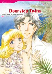 DOORSTEP TWINS: Mills & Boon Comics