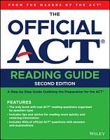 The Official ACT Reading Guide PDF