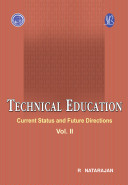 Technical Education - Current Status And Future Directions - Vol.Ii
