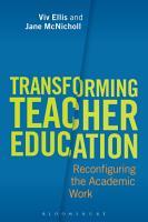 Transforming Teacher Education PDF