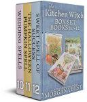 The Kitchen Witch: Box Set: Books 10-12