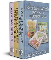 The Kitchen Witch  Box Set  Books 10 12 PDF