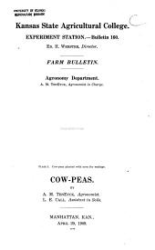 Cow-peas: Volumes 159-173