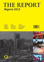 The Report  Nigeria 2012 PDF