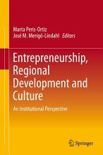 Entrepreneurship  Regional Development and Culture PDF