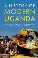 A History of Modern Uganda PDF