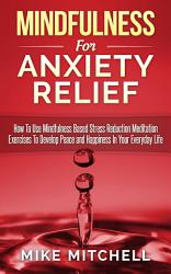 Mindfulness For Anxiety Relief Book PDF