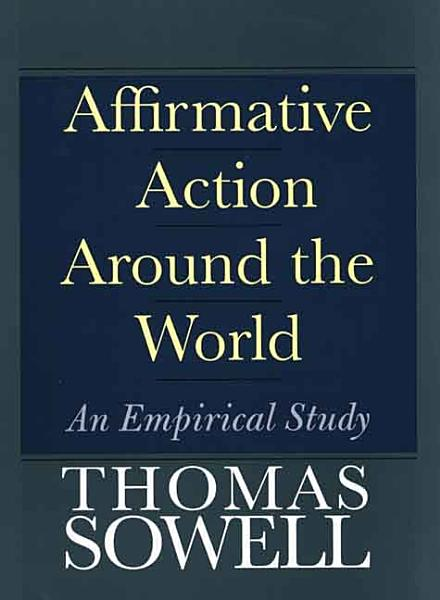 Download Affirmative Action Around the World Book