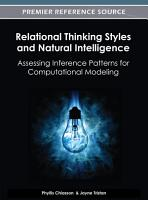 Relational Thinking Styles and Natural Intelligence  Assessing Inference Patterns for Computational Modeling PDF
