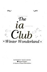 The Tiara Club Winter Wonderland PDF
