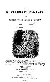 Burton's Gentleman's Magazine and American Monthly Review: Volume 4
