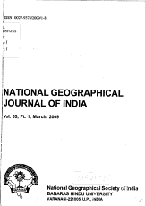 The National Geographical Journal of India PDF